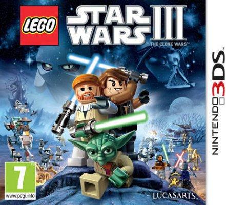 LEGO Star Wars III: The Clone Wars til 3DS
