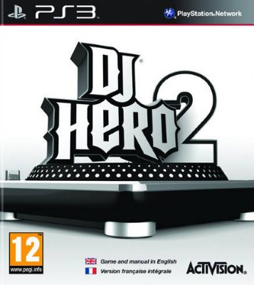 DJ Hero 2 til PlayStation 3