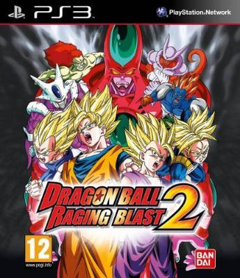Dragon Ball: Raging Blast 2 til PlayStation 3