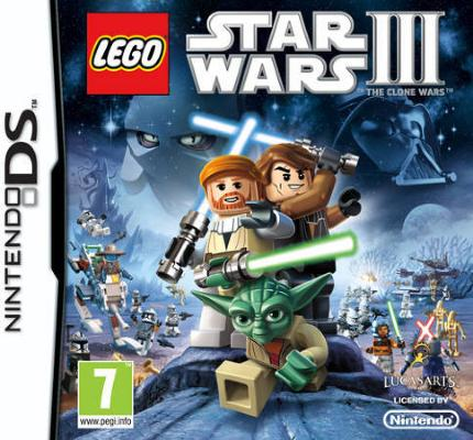 LEGO Star Wars III: The Clone Wars til DS