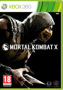 Mortal Kombat X til Xbox 360