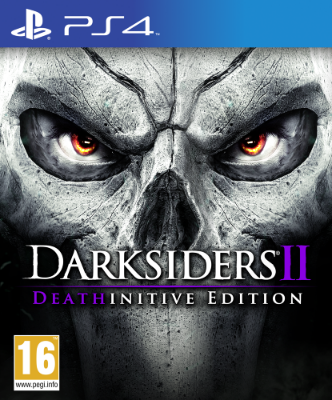 Darksiders II Deathinitive Edition til Playstation 4