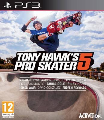 Tony Hawk's Pro Skater 5 til PlayStation 3