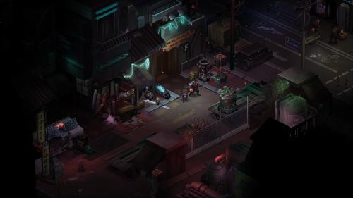 Shadowrun: Dragonfall til Mac