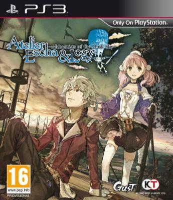 Atelier Escha & Logy: Alchemists of the Dusk Sky til PlayStation 3