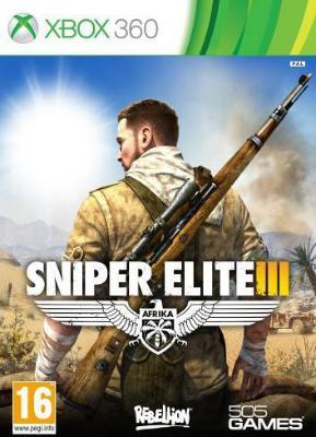 Sniper Elite III til Xbox 360