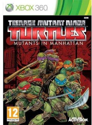 Teenage Mutant Ninja Turtles: Mutants in Manhattan til Xbox 360