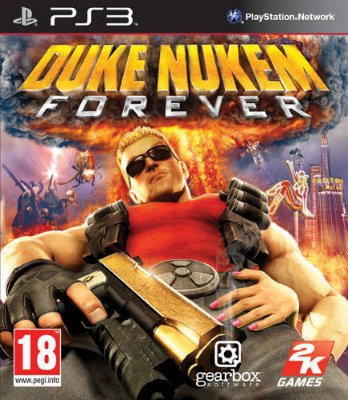 Duke Nukem Forever til PlayStation 3