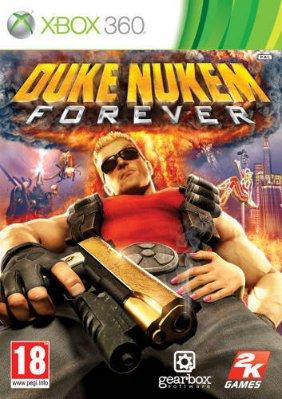 Duke Nukem Forever til Xbox 360