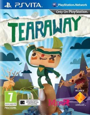 Tearaway til Playstation Vita
