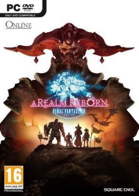 Final Fantasy XIV: A Realm Reborn til PC