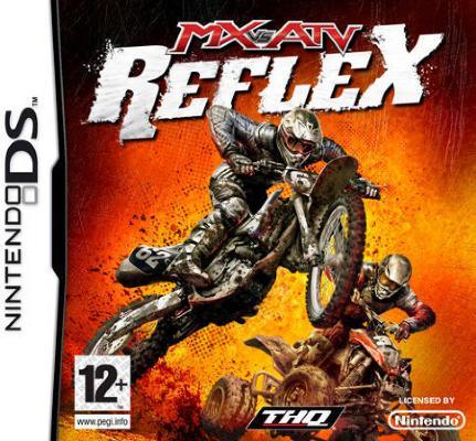 MX vs ATV Reflex til DS