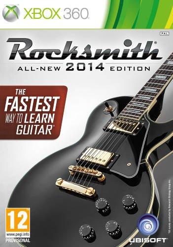 Rocksmith 2014 Edition til Xbox 360