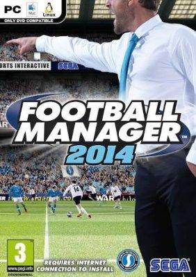 Football Manager 2014 til Mac