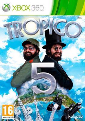 Tropico 5 til Xbox 360