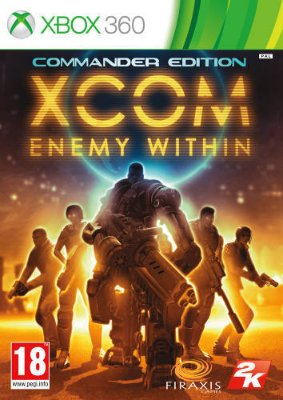XCOM: Enemy Within til Xbox 360