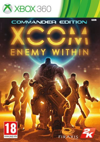 XCOM: Enemy Within til Xbox 360