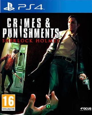 Sherlock Holmes: Crimes & Punishments til Playstation 4