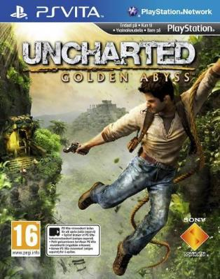 Uncharted: Golden Abyss til Playstation Vita