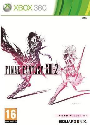 Final Fantasy XIII-2 til Xbox 360