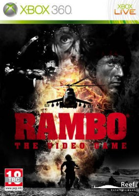 Rambo: The Video Game til Xbox 360