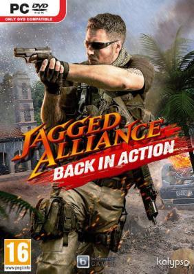 Jagged Alliance: Back in Action til PC