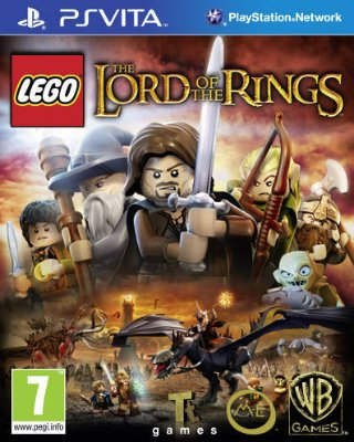 LEGO The Lord of The Rings til Playstation Vita