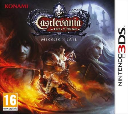 Castlevania: Lords of Shadow – Mirror of Fate til 3DS