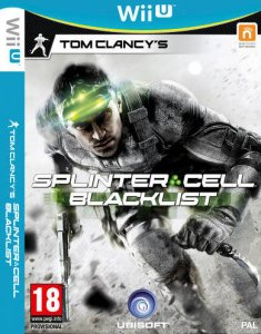 Tom Clancy's Splinter Cell: Blacklist til Wii U