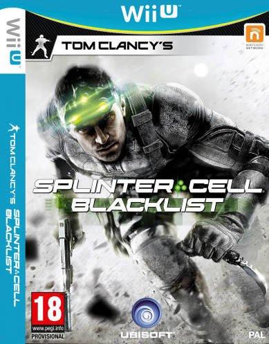 Tom Clancy's Splinter Cell: Blacklist til Wii U