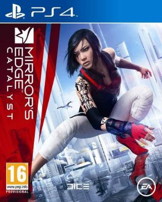 Mirror's Edge: Catalyst til Playstation 4