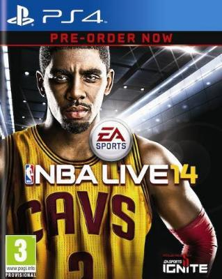 NBA Live 14 til Playstation 4