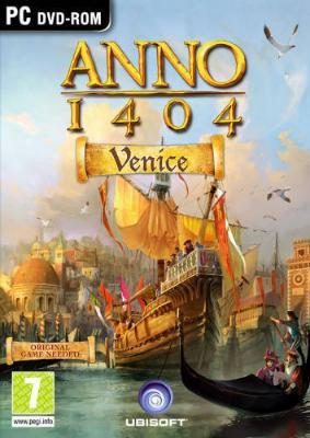Anno 1404 Venice til PC