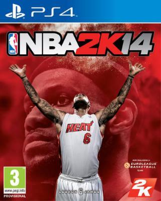 NBA 2K14 til Playstation 4