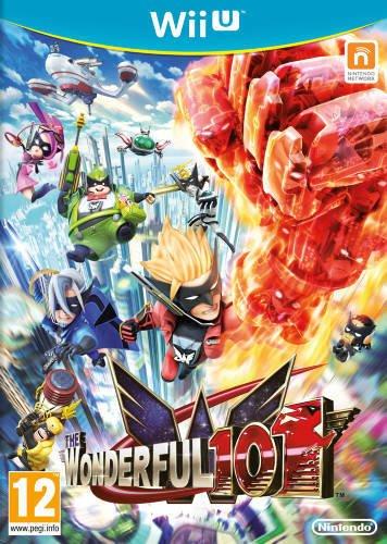 The Wonderful 101 til Wii U