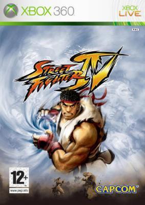 Street Fighter IV til Xbox 360