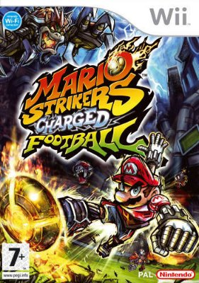 Mario Strikers Charged Football til Wii