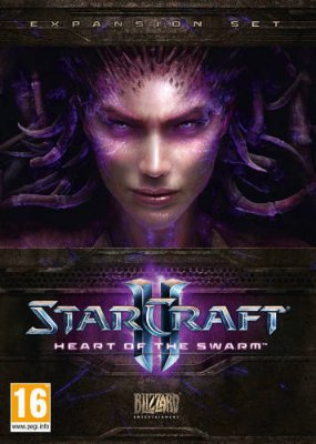 StarCraft II: Heart of the Swarm til Mac