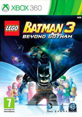 LEGO Batman 3: Beyond Gotham til Xbox 360