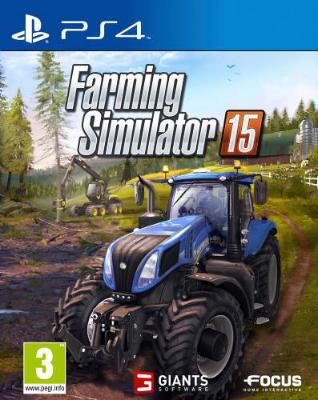 Farming Simulator 15 til Playstation 4