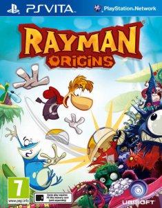 Rayman Origins til Playstation Vita