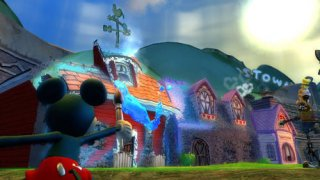 Epic Mickey 2: The Power of Two til Playstation Vita