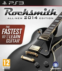 Rocksmith 2014 Edition til PlayStation 3