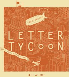 Letter Tycoon Kortspill
