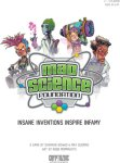 Mad Science Foundation Kortspill
