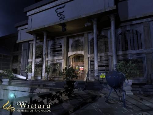 Baron Wittard: Nemesis of Ragnarok til PC