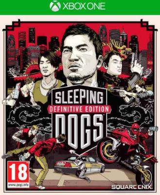 Sleeping Dogs: Definitive Edition til Xbox One