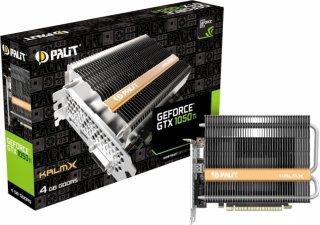Palit GeForce GTX 1050 Ti KalmX 4GB