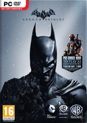 Batman: Arkham Origins til PC