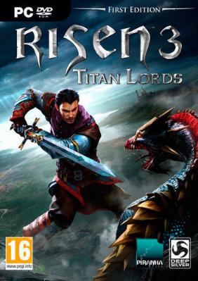 Risen 3: Titan Lords til PC